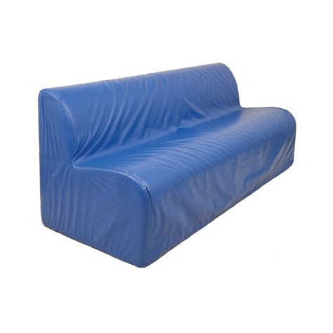 Foam For Furniture Upholstery by Large Solid Foam Sofa H820 X W1650 X D820 Seat Height
