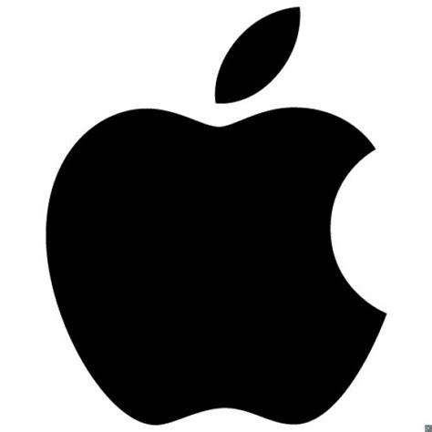 Apple Zeichen Aufkleber by Apple Logo Sticker 1