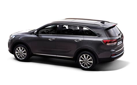 South Kia Kia Launched 2016 Sorento For South Korea The Korean Car