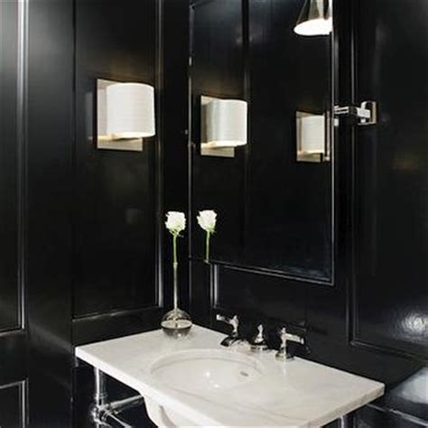 Bathroom Vanity Ideas Double Sink pivot powder room mirror design ideas