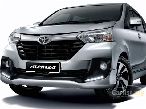 List Sing Color Avanza toyota avanza 2017 e 1 5 in selangor automatic mpv others for rm 66 805 3577833 carlist my