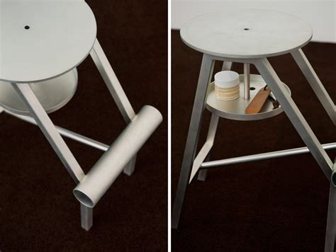 Shoe Stool by Shoe Stool By Real