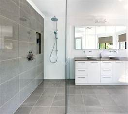 White And Grey Bathroom Design Ideas » Modern Home Design