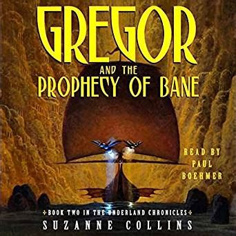 the bane chronicles audiobook on gregor and the prophecy of bane underland chronicles