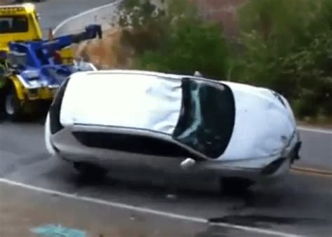 Bad Tow Truck Driver by Tow Truck Driver Fail