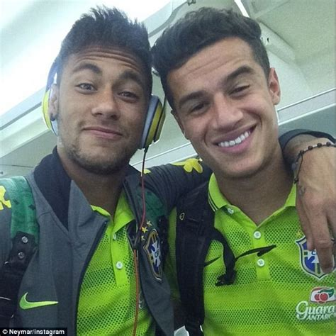 Watch House Online by Neymar And Philippe Coutinho Look In Buoyant Mood Ahead Of