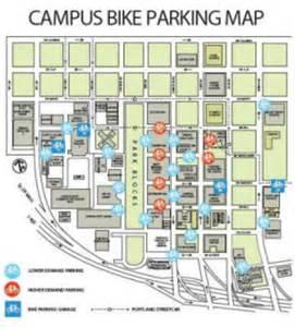 Psu Map Portland by Portland State University Campus Calendar Template 2016