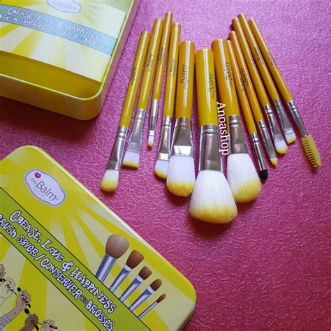Harga Kuas Make Up Merk Mac brush set anoashop kosmetik dan kutek murah