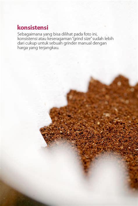 Sumba 2 Coffee Grinder Alat Penggiling Biji Kopi Manual T301 4 sumba penggiling kopi manual cikopi