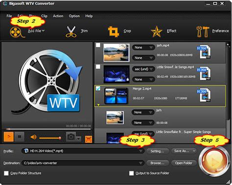 how to convert wtv to mp4 or any other video formats wtv to mp4 converter convert wtv to mp4 on windows 8