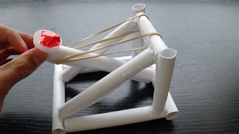 How To Make A Building Out Of Paper - how to make a catapult out of paper