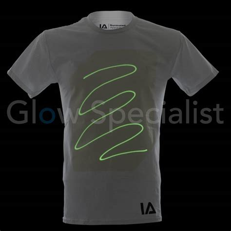 Tshirt Glowsind 4 interactive glow in the t shirt glow specialist