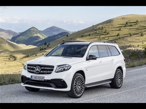 2017 Mercedes Gls 63 Amg by 2017 Mercedes Amg Gls 63 Mercedes Cars Mercedes 63 Amg