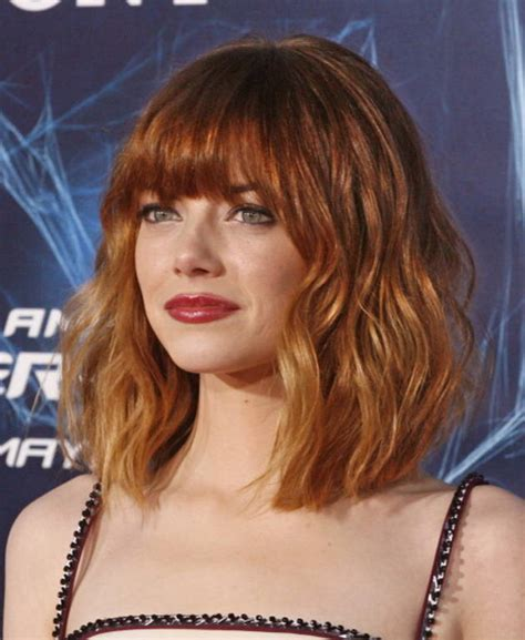 emma stones hair stylist tells us how to get her effed emma stone s makeup artist tells us how to get her