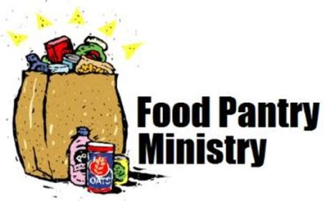 food pantry ministry volunteers needed ford church