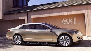 new lincoln town car concept casey artandcolour new lincoln flagship based on mkt
