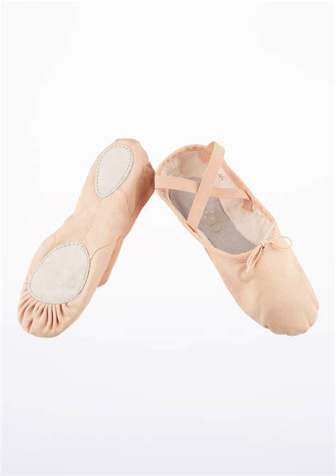 ballet shoes pink freed canvas split sole ballet shoe pink move dancewear 174