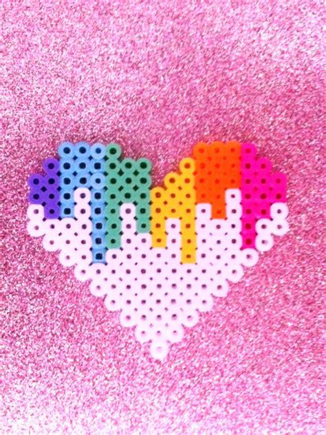 perler bead designer melting pixel perler bead by blackoutdoll deviantart