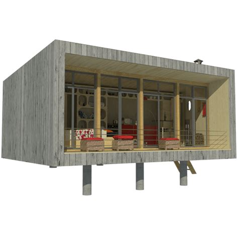 modern tiny house plans contemporary small house plans