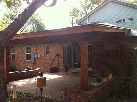 Large Patio Cover by Heavy Beams For Shingled Large Patio Cover In Pottsboro