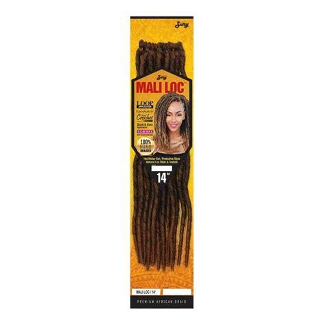 african american wigs mali twist zury sis crochet braid hand braided mali loc 14 inch