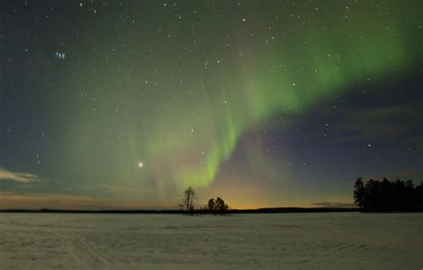 soft serve northern lights space weather prediction center grandma in lapland