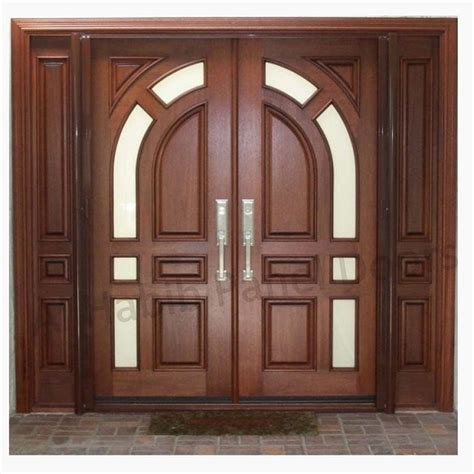 main doors pakistani kail solid wood double door hpd410 main doors