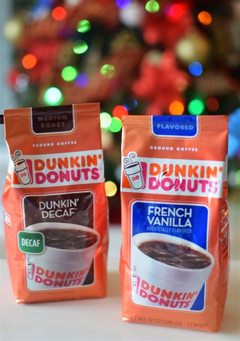 How Much Is On My Dunkin Donuts Gift Card - dunkin donuts holiday gift basket pretty my party