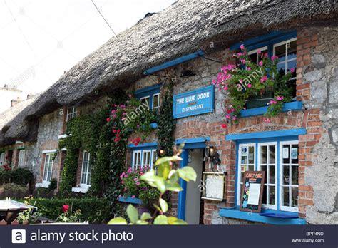 the blue door restaurant adare co limerick ireland