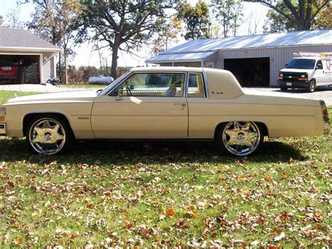 1983 Cadillac Coupe Parts by 1983 Cadillac Coupe 5 800 Possible Trade