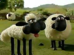 Sticker Label Nama Seri Shaun The Sheep Friends timmy time cheers me up timmy time cheer and sheep