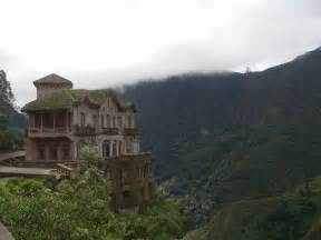 abandoned world deserted places the haunted hotel at tequendama falls