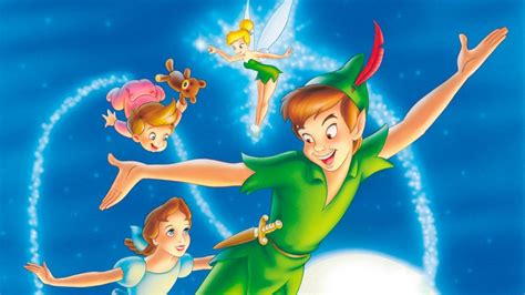 peter pan en los peter pan cuento disney 174 chiquipedia