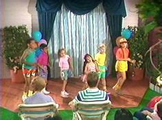 barney and the backyard gang where are they now barney the backyard gang barney in concert kids