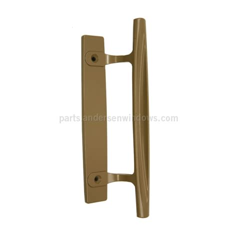 Andersen 174 Gliding Patio Door Handle Stone 1997201 Andersen Patio Door Handles
