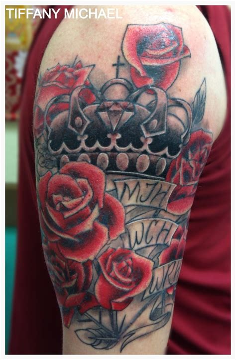 rose crown tattoo 93 best images about tattoos on