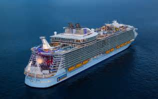 Largest Cruise Ship by The Biggest Cruise Ship In The World Travel Leisure