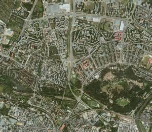 карта со спутника новоегорьевское