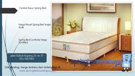 Kasur Bed Jember springbed serta