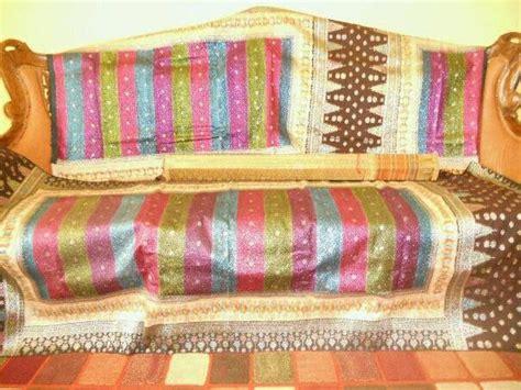 pattern warna emas songket dodot selendang lebar no 1 gliter teritis pasir