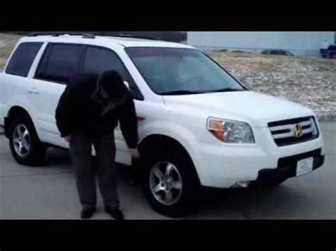 how to learn all about cars 2007 honda pilot head up display certified used 2007 honda pilot ex l 4wd for sale at honda cars of bellevue an omaha honda