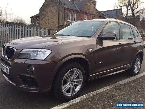 x3 bmw for sale 2012 bmw x3 for sale in the united kingdom