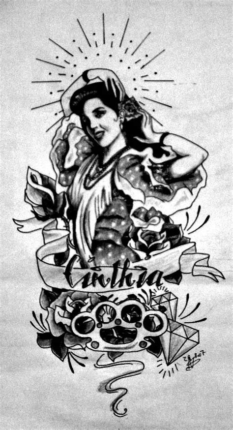 angel tattoo latin latina by angel food on deviantart