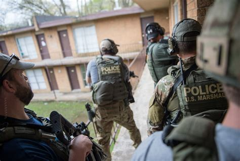 Us Marshals Office by Feds Seize State Only Fugitives As Hammond Fletcher