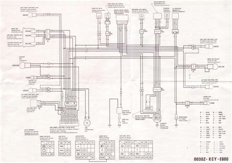 xr400r wiring diagram 21 wiring diagram images wiring