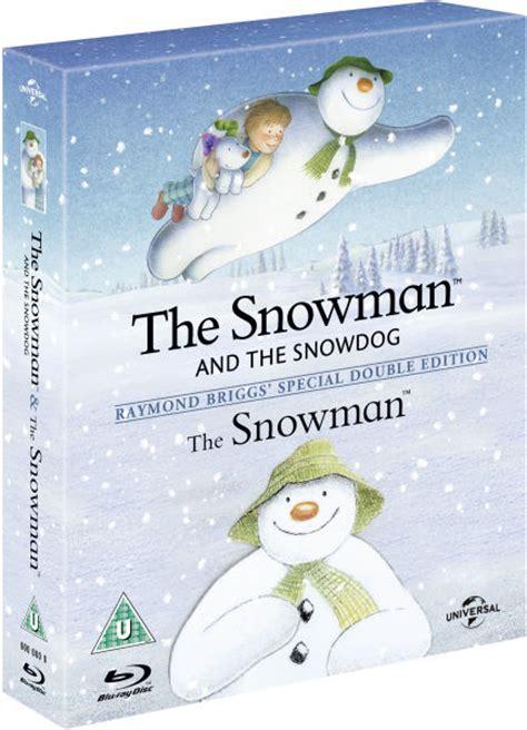 the snowman and the the snowman the snowman and the snowdog blu ray zavvi