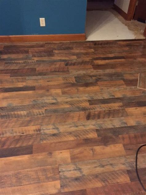 new floor is in pergo max river road oak lowe s my version pinterest roads rivers and