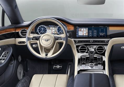 2019 Bentley Flying Spur Interior 2019 bentley flying spur interior news report