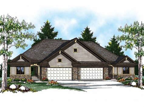 stone ranch with european flair hwbdo77256 ranch from eplans house plan stone accents gives this traditionally