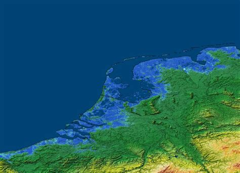 netherlands map sea level space in images 2009 12 sea level rise in the